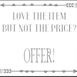 Love the item? But not the price...